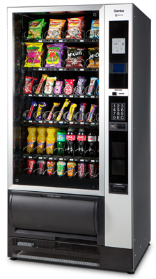 Contactless Vending Machine Dudley - trusted