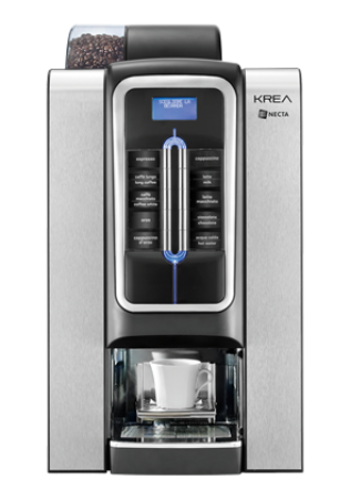 Coffee_machine_hotel_Necta_Krea_dispenser